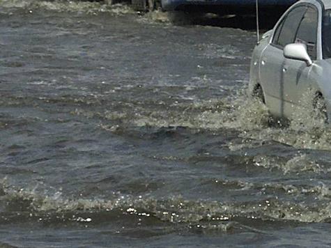 В ожидании всероссийского потопа