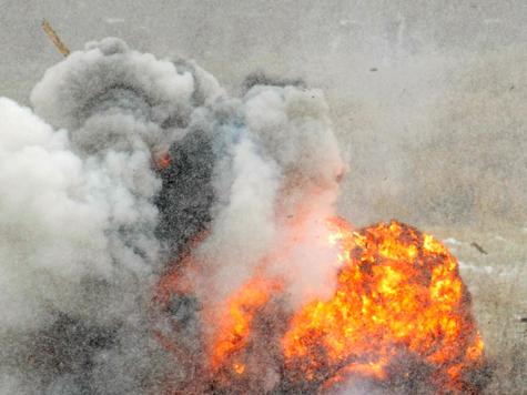 В подмосковной пекарне прогремел взрыв