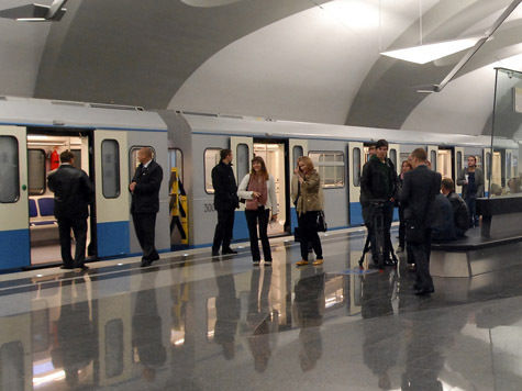 До конца года в Москве запустят 4 станции метро