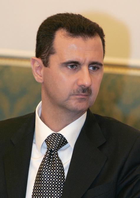 Асада сплавляют в Россию