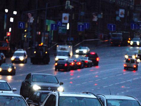 В центре Москвы ограничат движение по ночам