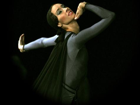 Мария Аллаш: «Балерины очень прожорливы»