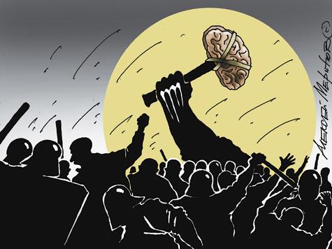 Марш без права