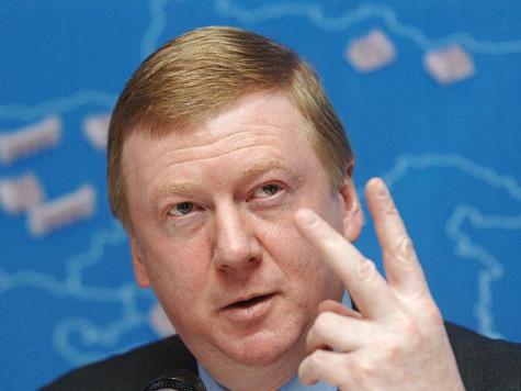 Чубайс: политическая жизнь в России деградировала