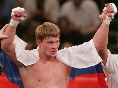 Поветкин впервые защитил титул