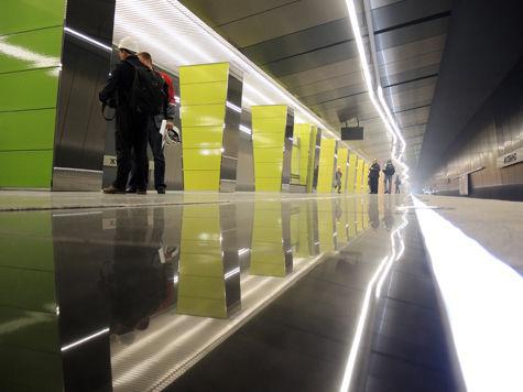 Наше метро— и самое красивое, и самое трудолюбивое