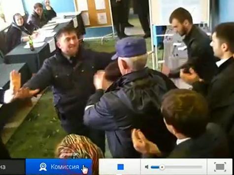 В Чечне Путин победил как в анекдоте
