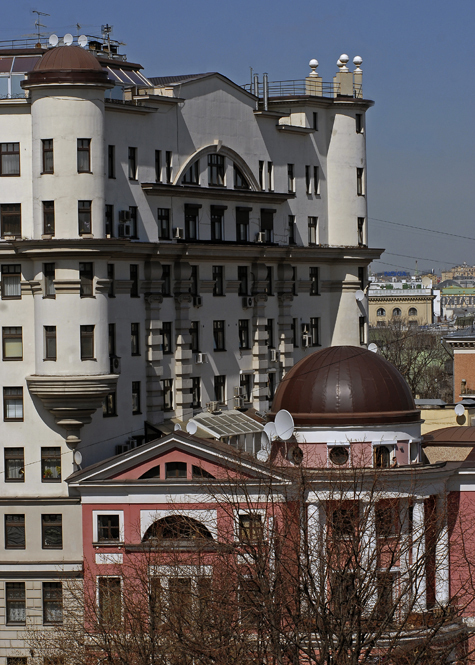 Элитное жилье в Москве на 14 месте в мире по стоимости