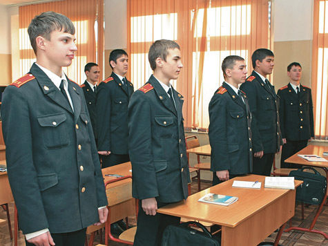 В Можайском районе появится кадетская школа-интернат