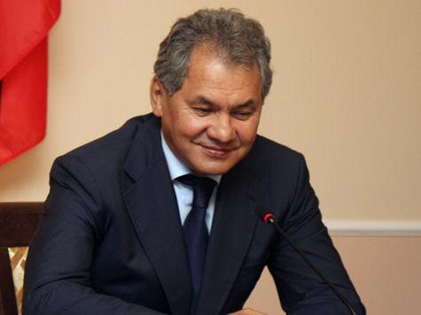 Шойгу признали лучшим министром