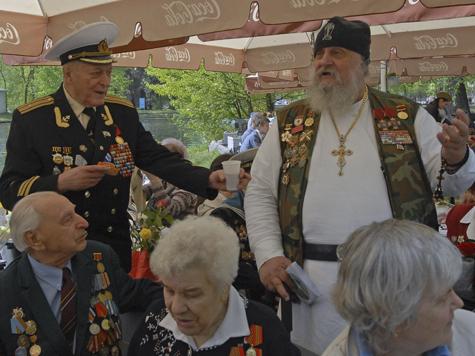 Перед Днем Победы ветеранам сделают массаж