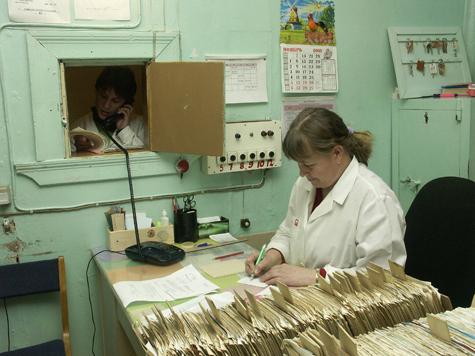 Московские поликлиники осваивают новые приемы