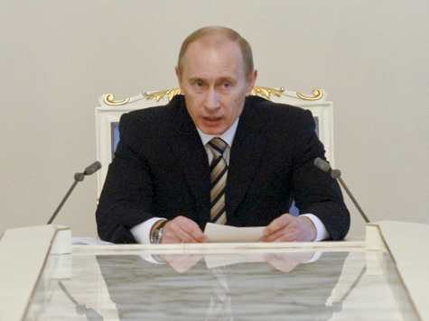 Путин спасет