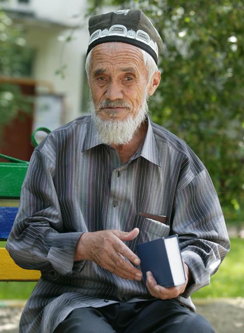 Московские уроки таджикского учителя