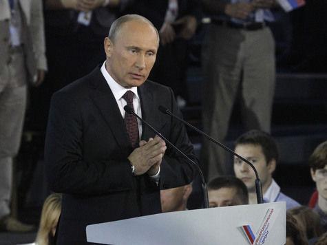Путин назвал «очевидного претендента» на пост президента России
