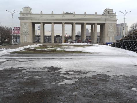 Над парком Горького можно будет воспарить