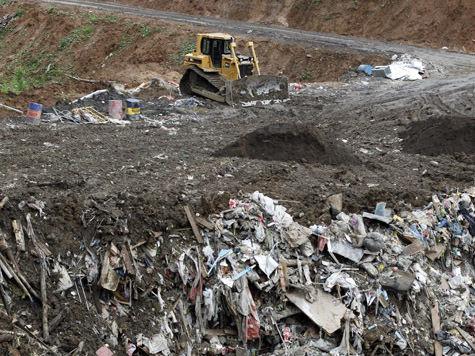 В России введут мусорный налог