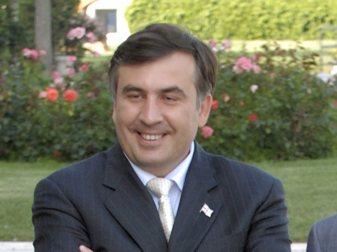 Что отрежет себе Саакашвили?