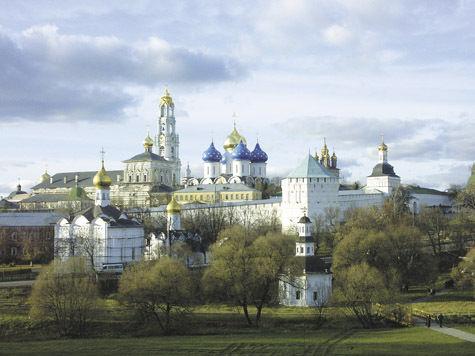 Гордость Сергиева Посада может стать символом России