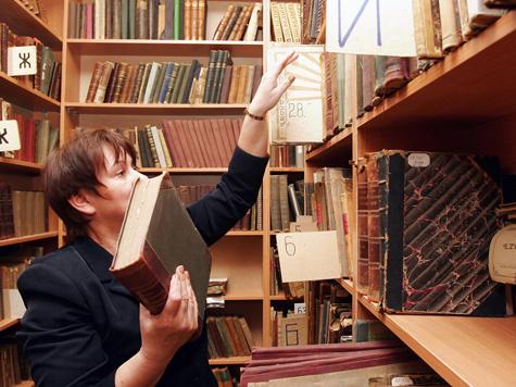 Инвалидам доставят библиотеку на дом