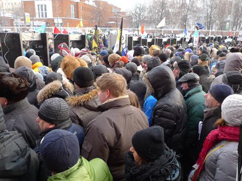 Митинг оппозиции будет согласованным и пройдет на Пушкинской площади
