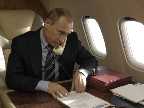 Путин покушений не боится