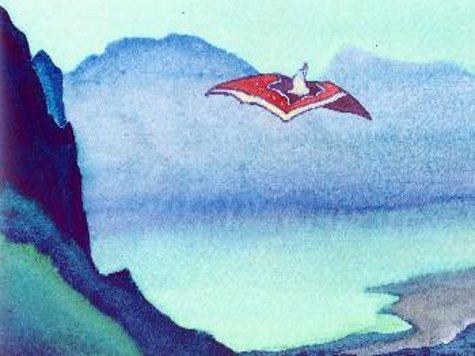 Изобретено устройство, напоминающее ковёр-самолёт