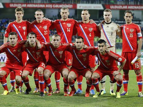 Российские футболисты выйдут на поле против Южной Кореи с траурными повязками