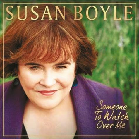 Новый рекорд Сьюзан Бойл