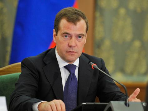 На Курилах Медведева встретили три трупа