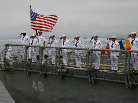 Азиатская коррупция на американском флоте
