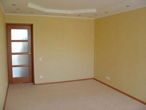 Косметический ремонт квартир в Тюмени