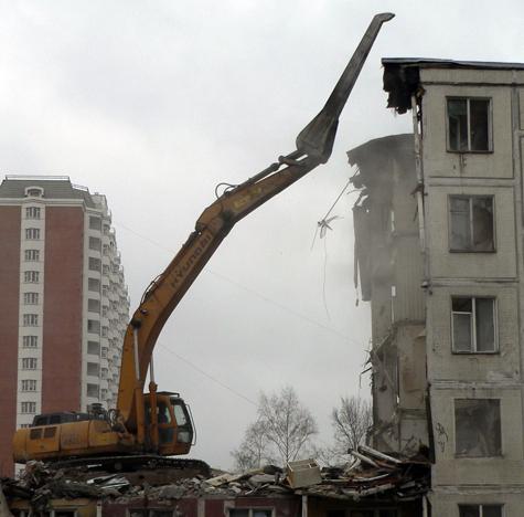 Старое жилье еще послужит москвичам