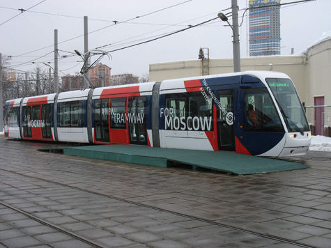 будет скоростных трамваев