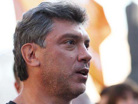 Борис Немцов: «Лимонов призывает к каким-то суицидальным вооруженным восстаниям»