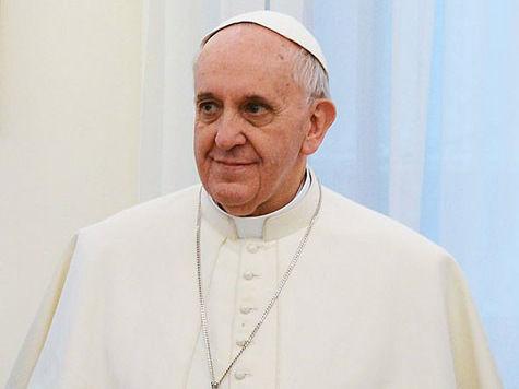 Ватикан обещает индульгенции всем подписчикам Твиттера Папы Римского