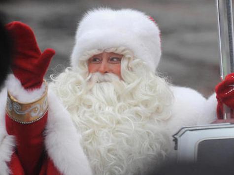 Дед Мороз проголосует на родине