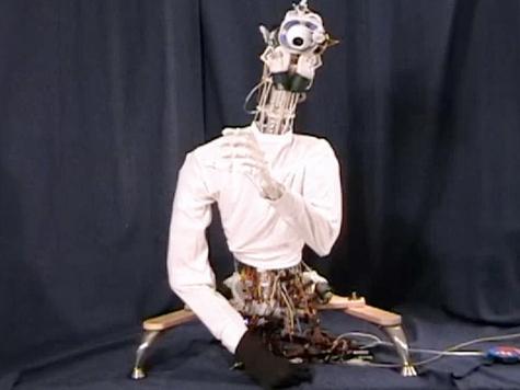 Получил жизнь робот с анатомией человека
