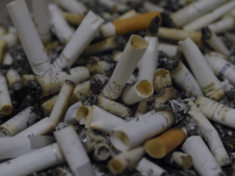 Курение сигарет может привести к реальному сумасшествию