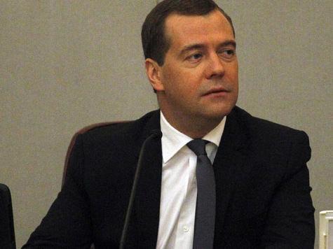 Медведев стал самым узнаваемым блогером