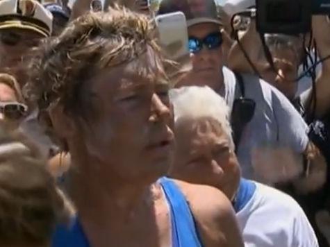 64 года и 110 миль: пожилая американка переплыла из Кубы во Флориду