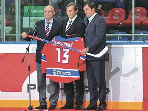 Валерий Каменский: «Выстроим пирамиду подмосковного хоккея»