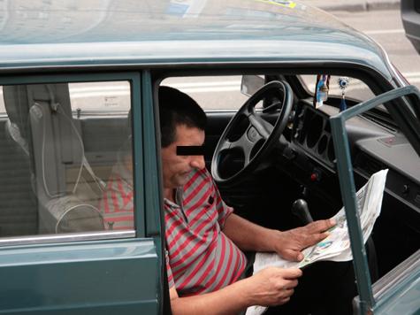 Несостоявшийся таксист устроил охоту на бывших коллег