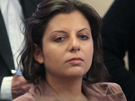Маргарита Cимоньян впервые стала мамой