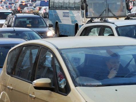 Пострадавшие в схватке  с преступниками машины отремонтируют за счет казны