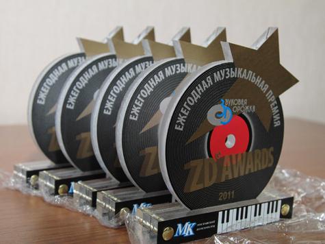 ZD AWARDS 2011