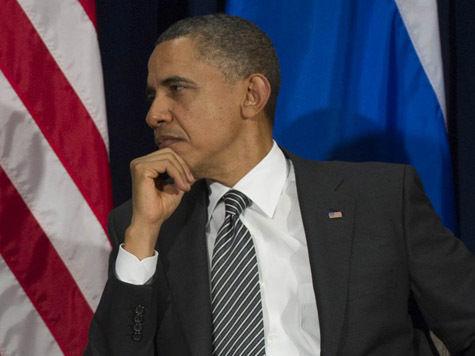 «Красная линия» для Обамы