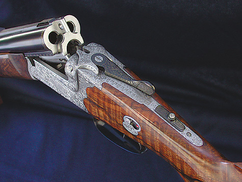 Комбинированное охотничье оружие