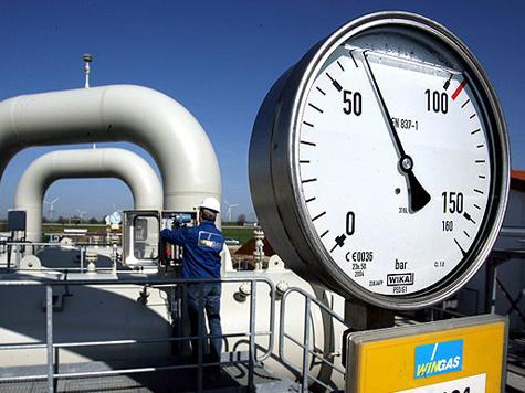 """""""Газпром"""" сдался Украине"""