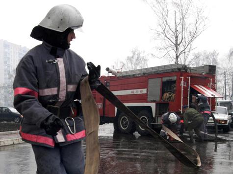 Пожарные спасают не только из огня